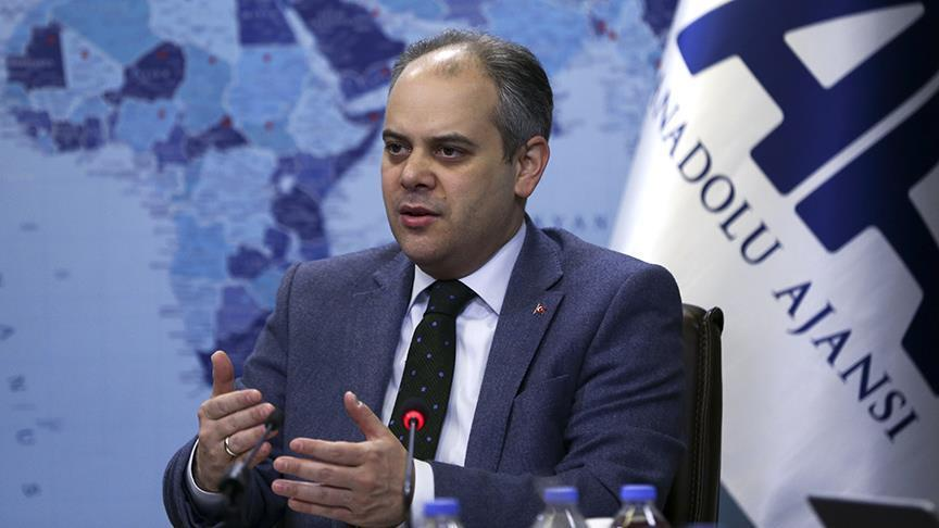 Minister Kilic: 'Lowering age of candidacy shows trust in youth'