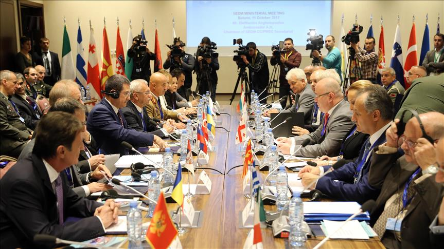 Ministers gather in Georgia for defense talks