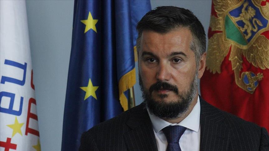 Montenegros Minister of European Affairs resigns