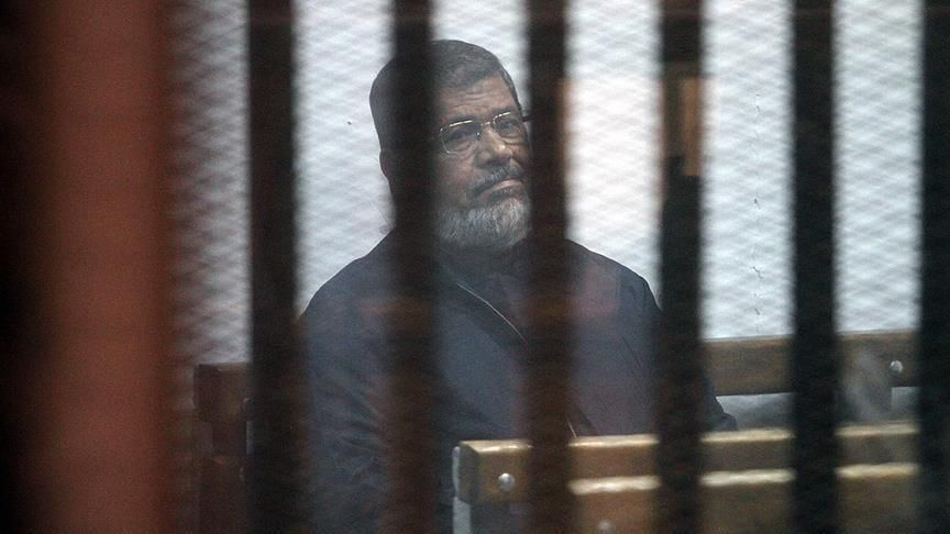 Muhammad Mursi Who Was Expelled From His Post In Egypt Was Granted  Interviews In  Years