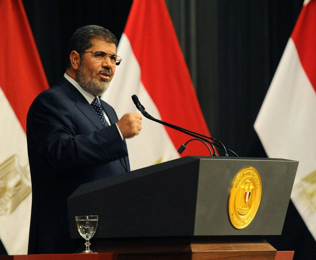 Mursi could be martyred at any moment!