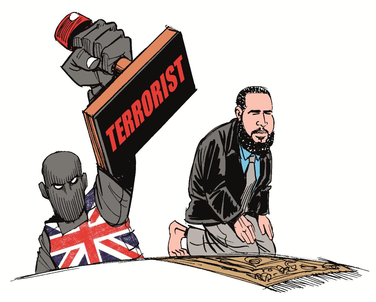 Muslim profiling program