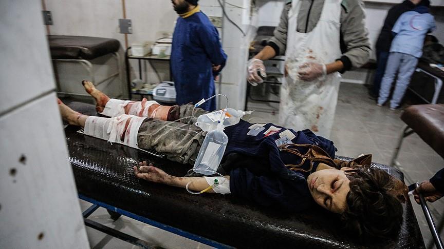 Muslim Scholars group slams Eastern Ghouta killings