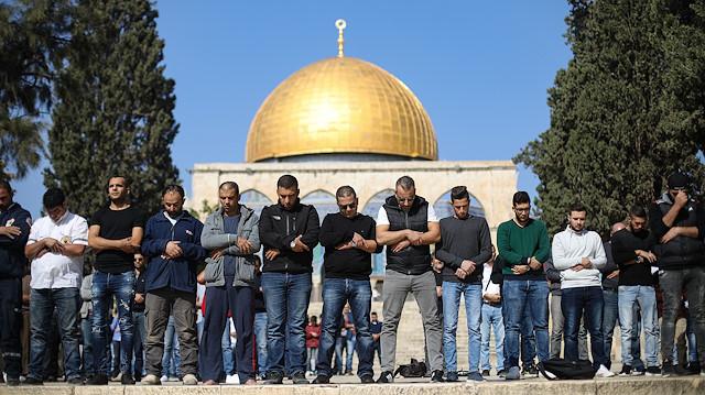 Muslim scholars urge support for Al-Aqsa, Jerusalem