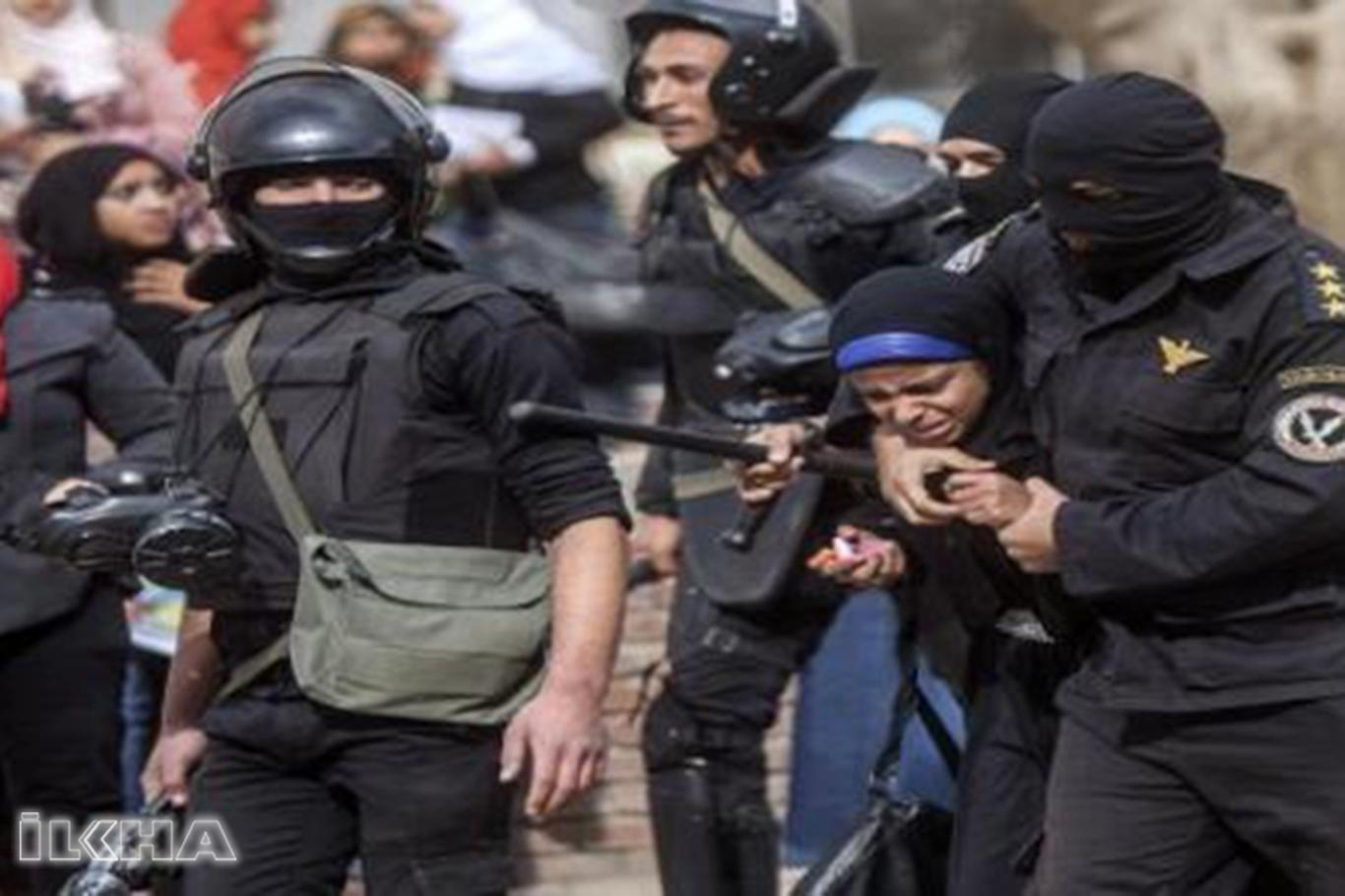 Muslim women in Egyptian prisons expose torture every day