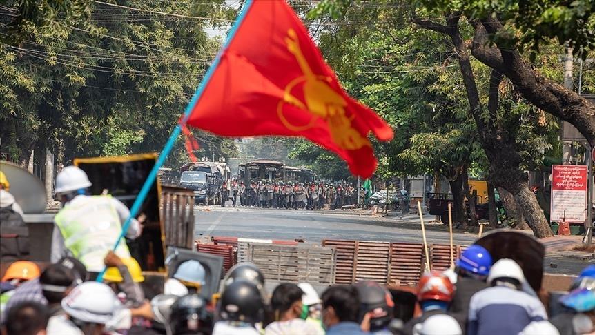 Myanmar: 7-year-old girl 'killed by junta forces'