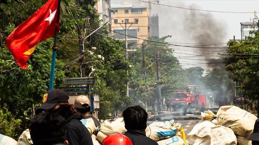Myanmar: At least 701 killed during protests