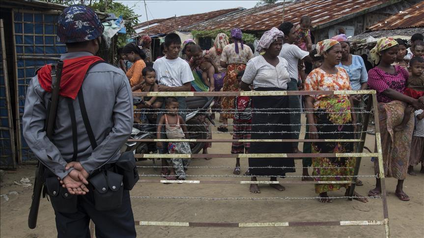 Myanmar Muslims condemn fatal attacks in Rakhine