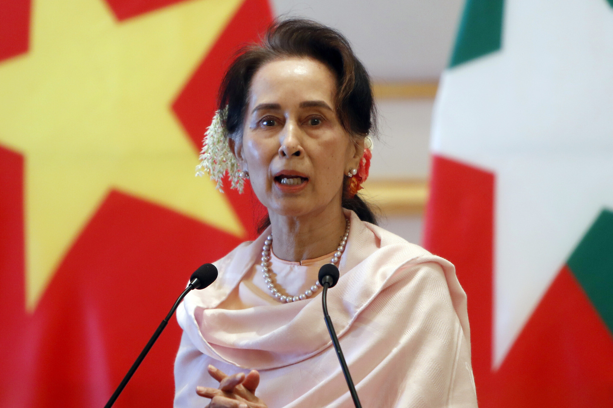 Myanmar's military seizes power in coup after detaining leader Aung San Suu Kyi and ruling party politicians