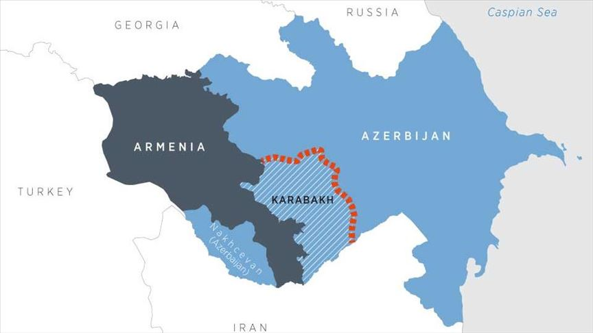 Nagorno-Karabakh: an early model for internationally unrecognized entities