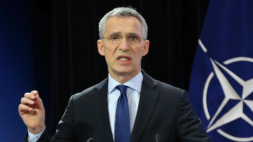 NATO head: Turkey plan to buy S-400 'national decision'