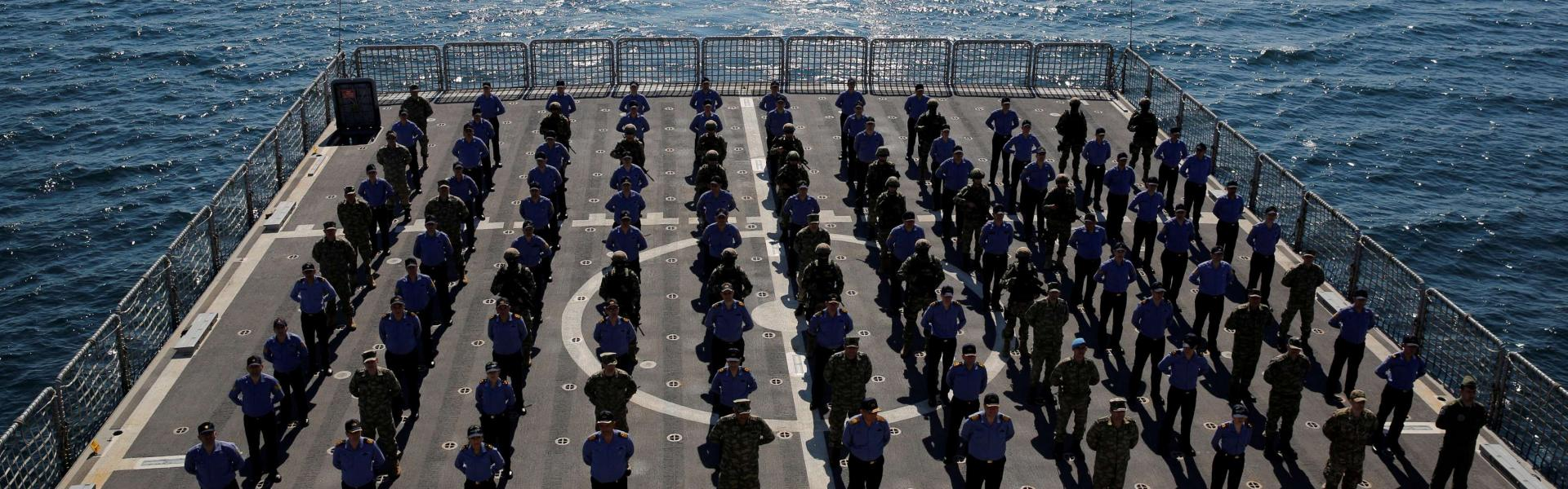 Nearly 80 percent of Turks see U.S., NATO presence in East Med as a threat - pollster