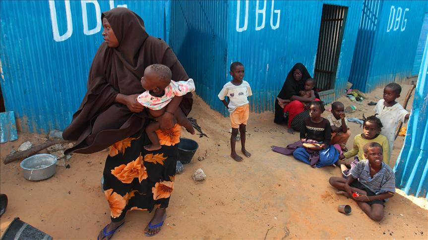 Nearly a million children face acute malnutrition in Somalia