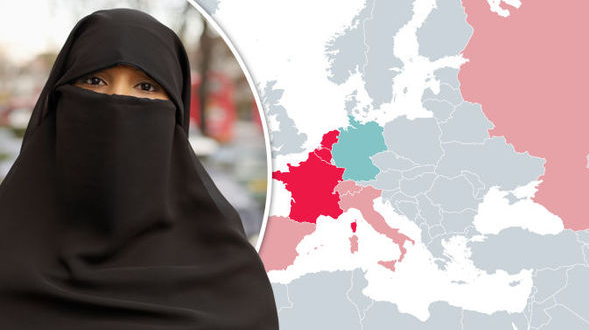 Niqab and burqa ban in force in the Netherlands!