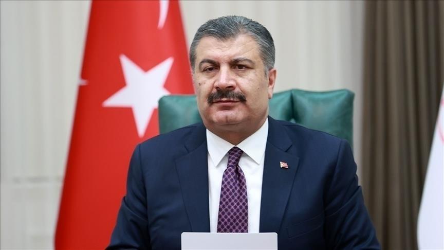 No mutated COVID-19 found in Turkey: Health minister