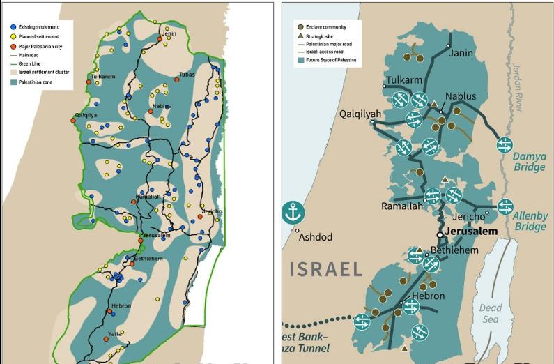 Occupation plan; 40-year Drobles Plan