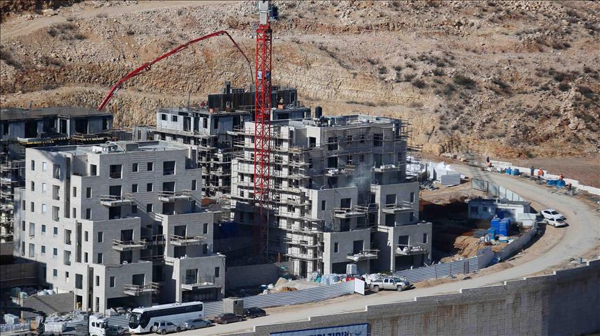Occupier Israel to build 3,000 housing units in West Bank