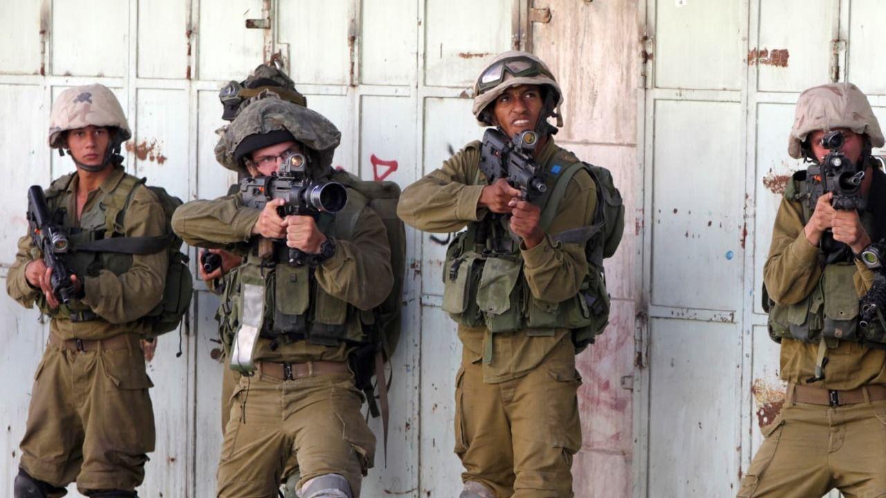 Occupier Israel: