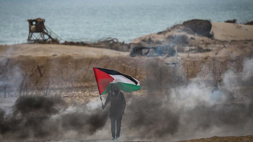 Occupier Israeli army gunfire injures 3 Palestinians in Gaza