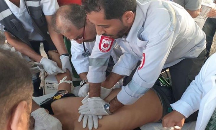 Occupying Zionists attack civilians: 2 martyrs, 66 wounded