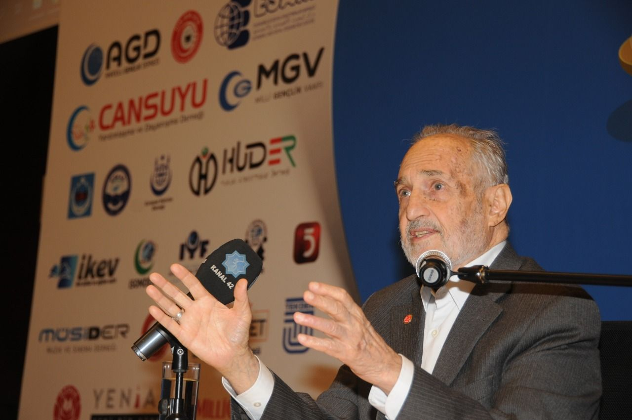Oğuzhan Asiltürk: National Vision is not a choice but a must!