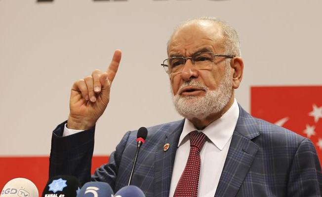 Old friends remarks by Karamollaoğlu: