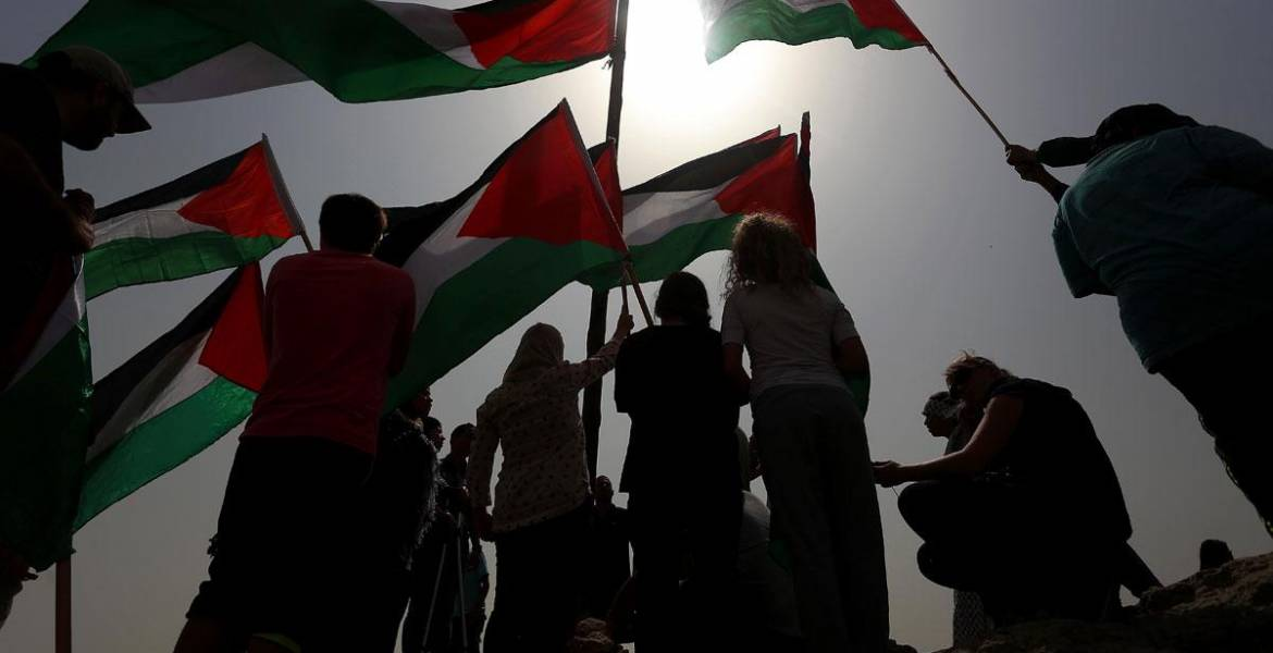 Opinion: What would a Palestinian state look like?