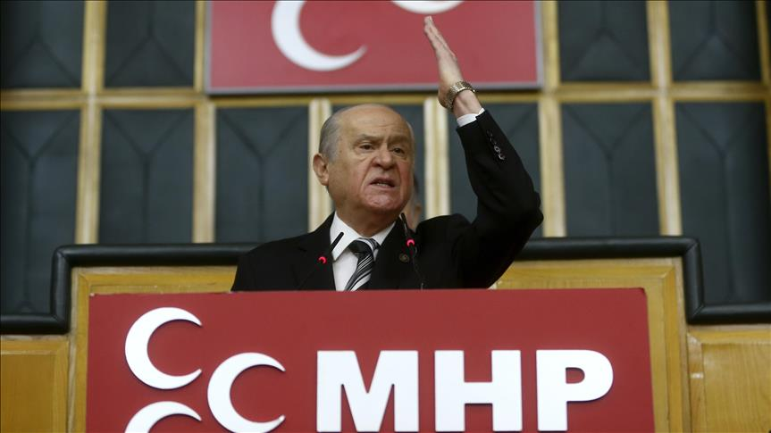Opposition Party MHP support for death penalty