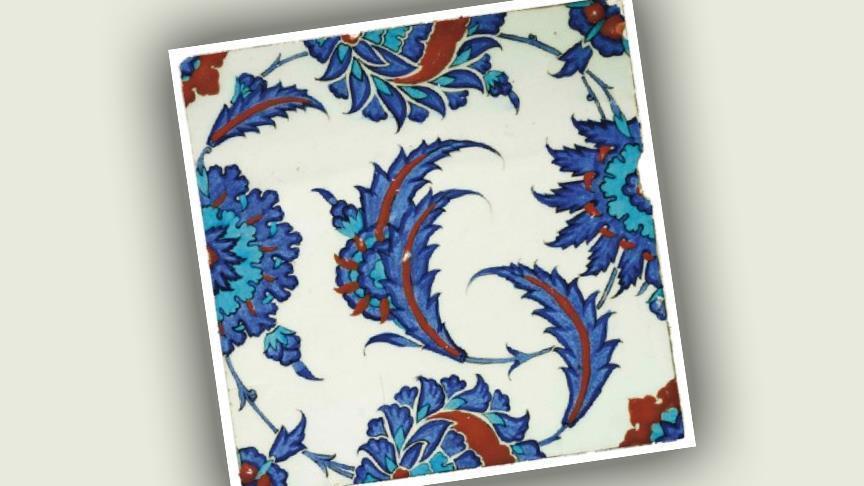 Ottoman pottery, manuscript repatriated to Turkey