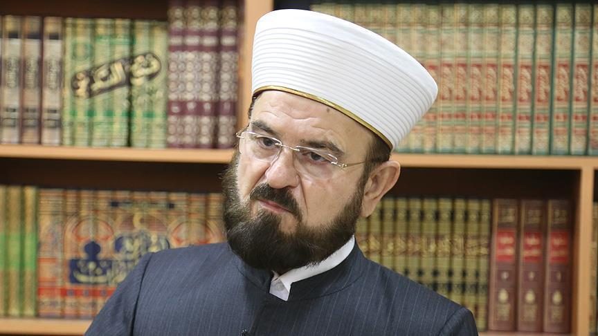 Ottomans safeguarded Palestine: leading Muslim scholar