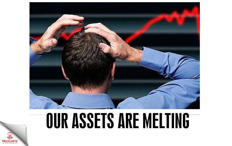 Our assets are melting