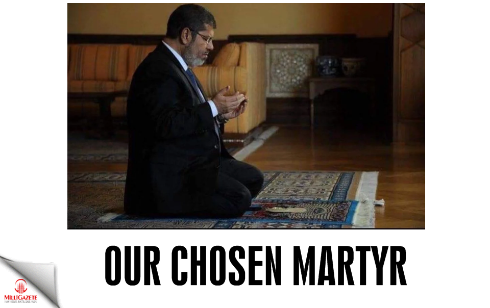Our chosen martyr