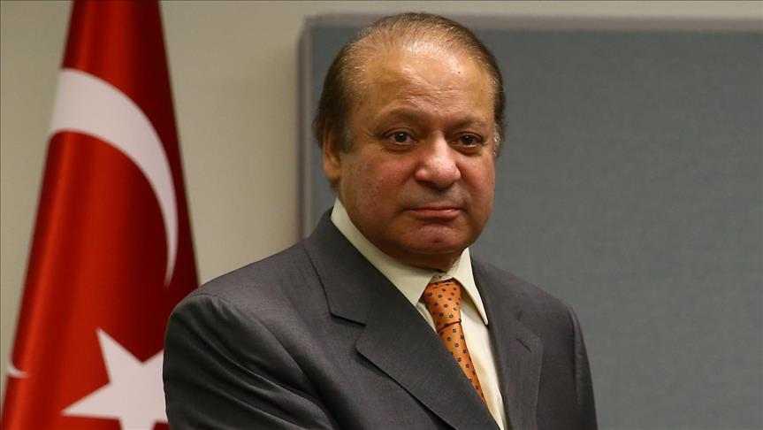 Pakistan PM Sharif to visit Turkey for high-level meeting