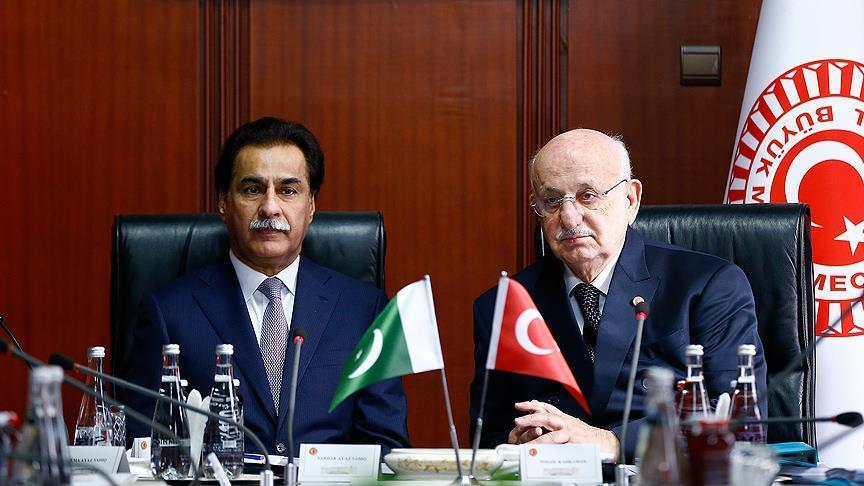Pakistani parliament speaker hails Turkey's resilience