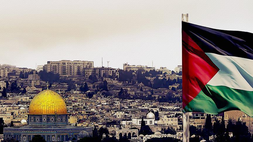 Palestine slams Israeli call for Jerusalem embassy move