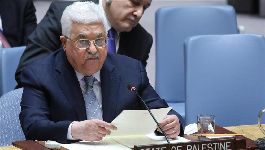 Palestine urges creation of international peace mechanism