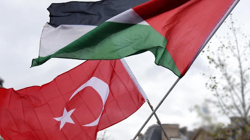 Palestinian academic staff will be trained in Turkey