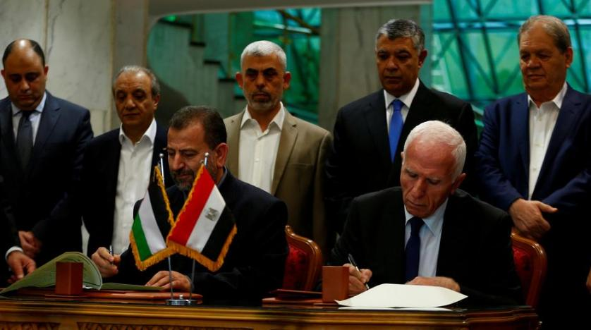 Palestinian Authority rejects direct Arab support to Hamas