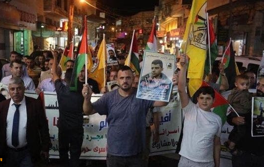 Palestinian captives to launch protest campaigns against Israeli repression