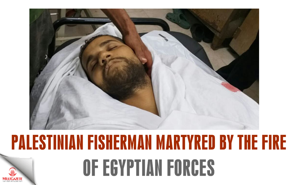 Palestinian fishermen martyred by the fire of Egyptian forces