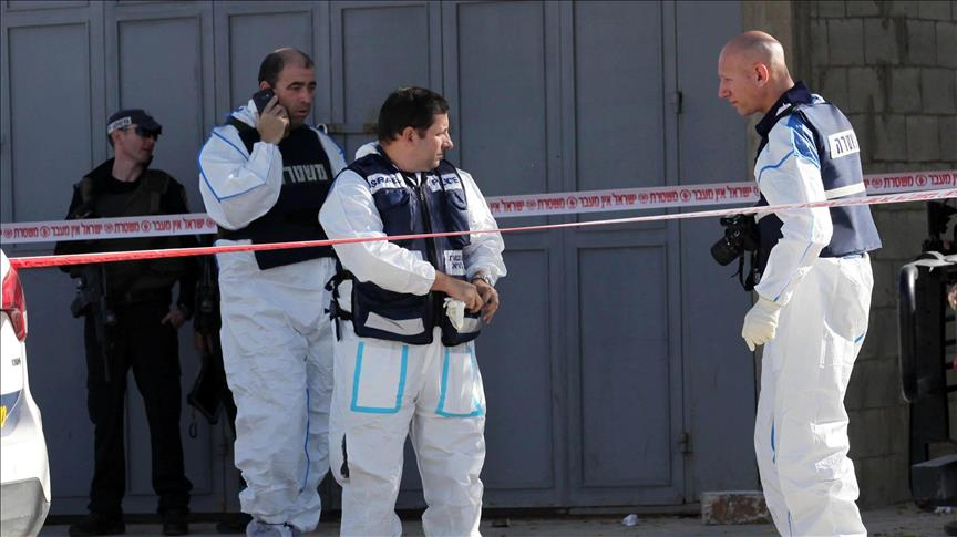 Palestinian killed after alleged stabbing attempt
