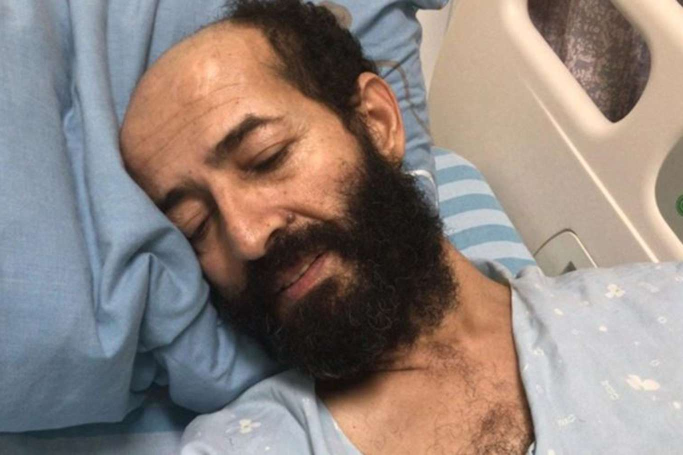 Palestinian prisoner Akhras enters days 88 of his hunger strike