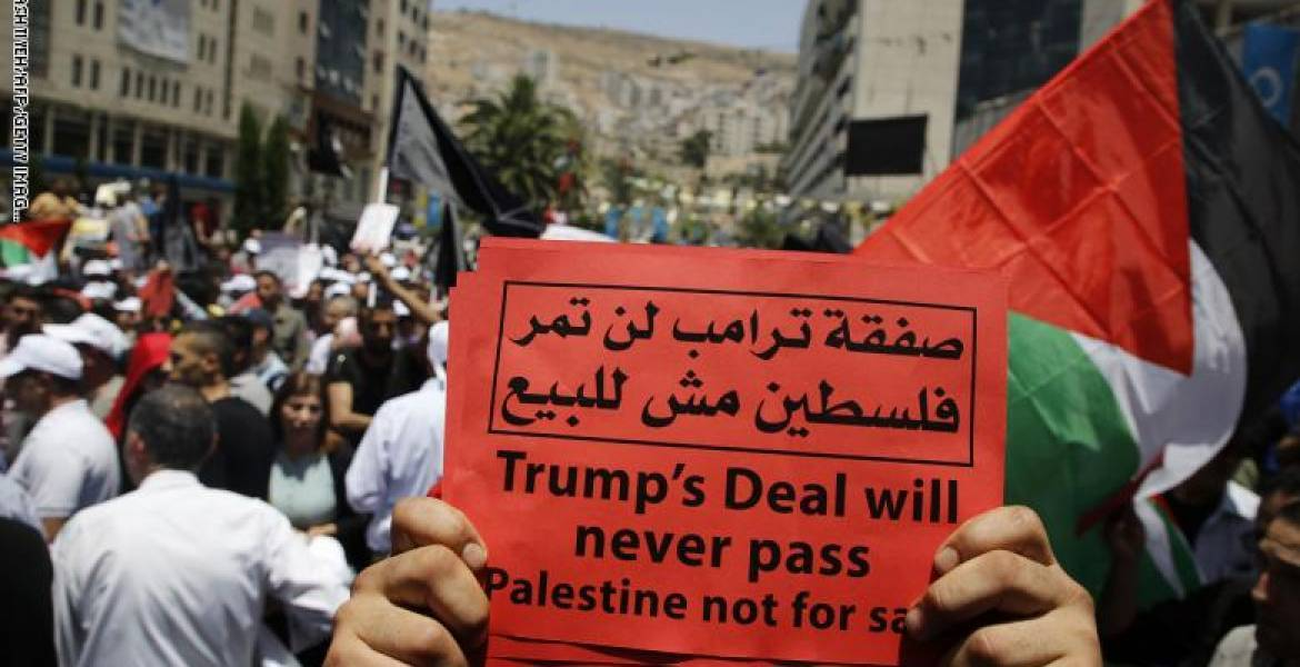Palestinians in Israel are the next target for the deal of the century