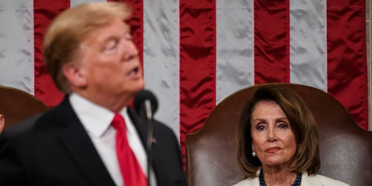 Pelosi announces impeachment inquiry into Trump over Ukraine scandal