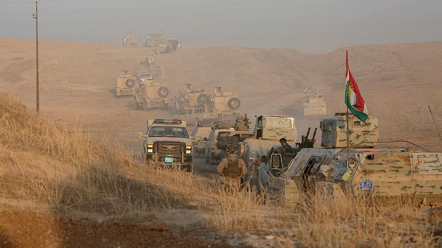 Peshmerga forces capture 3 villages in Mosul