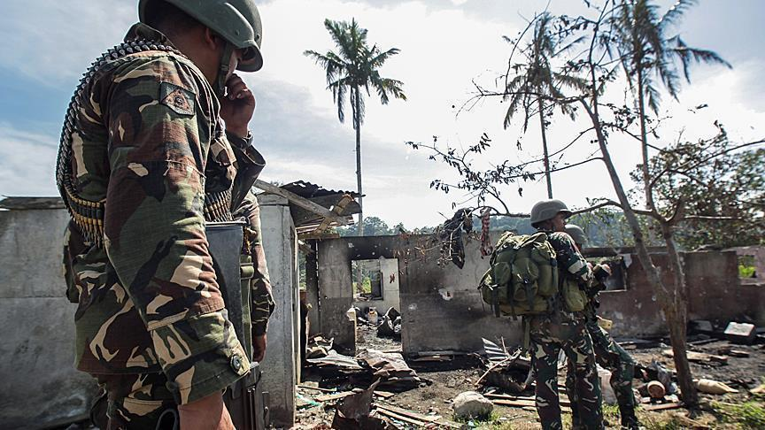 Philippines | 5 Daesh-linked militants killed