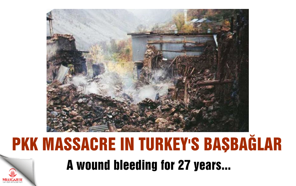 PKK massacre in Turkey's Başbağlar: A wound bleeding for 27 years