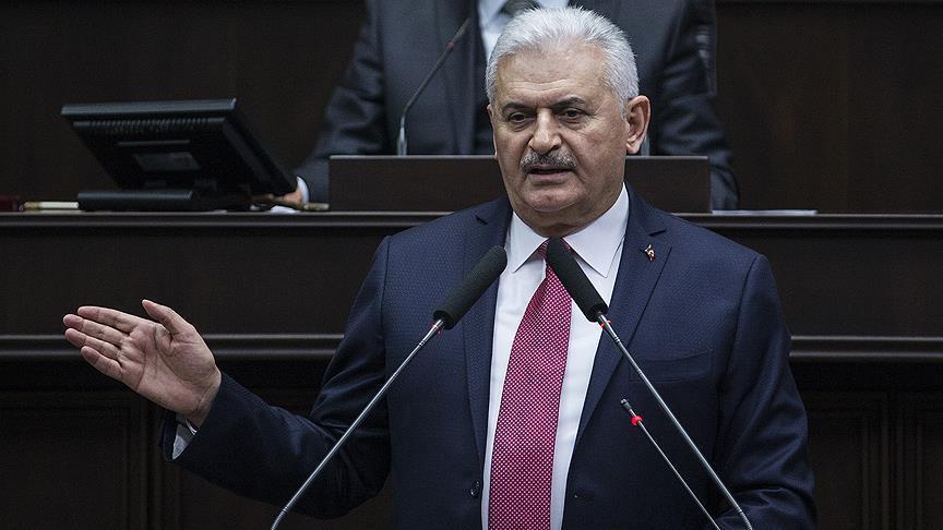 PM Yildirim: Turkey respects Iraq's territorial integrity