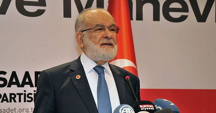 Polarization warning from Karamollaoğlu to political leaders!