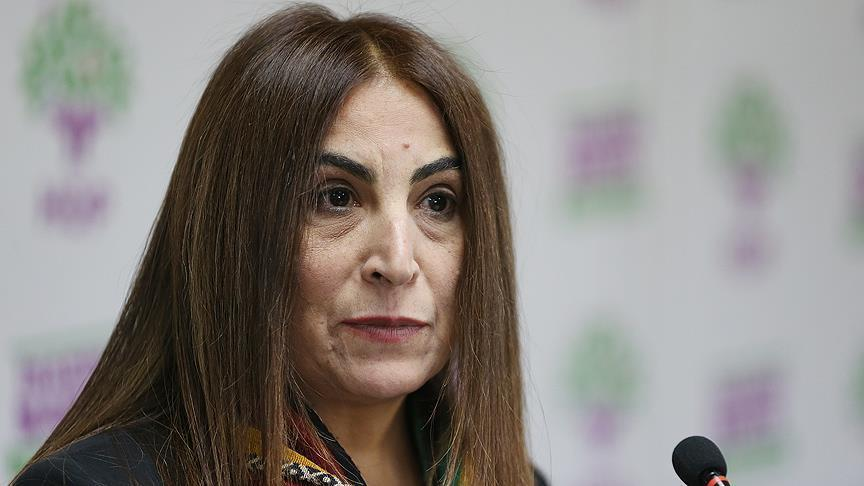 Police detain HDP official Aysel Tuğluk